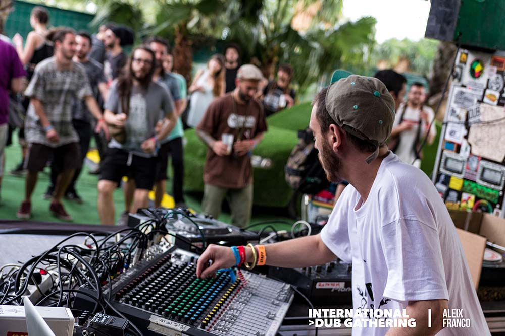 About the festival - International Dub Gathering